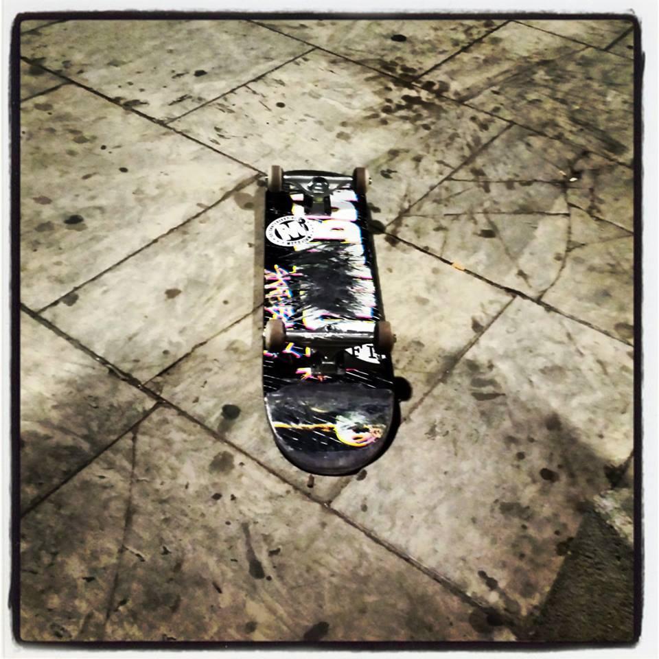 Morphium Skateboard Deck