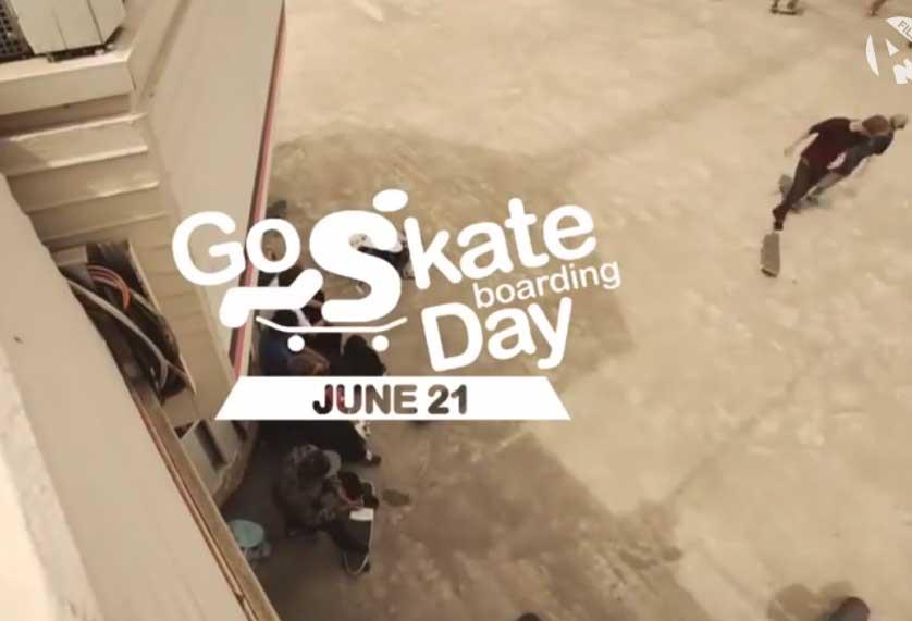 GO Skateboarding Day in Hamburg