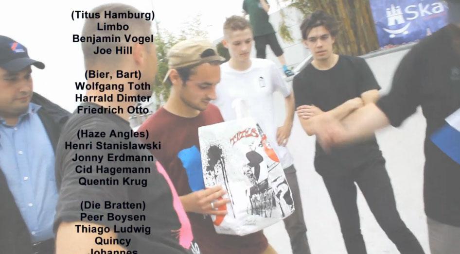 IGS Team Session Skate Contest Hamburg