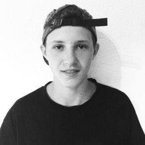 Ike Fromme Profilbild auf Morphium Skateboards