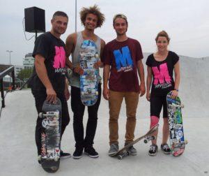 Morphium Team IGS Skatepark