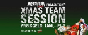 Morphium X-Mas Jam 2014 in der Skatehalle Aurich