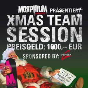 Morphium X-Mas Jam 2013