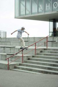 Ike Fromme fs Boardslide Copenhagen
