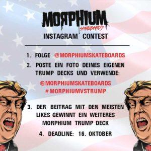 Trump Deck Instagram Gewinnspiel Teil 1