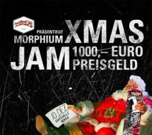 Morphium X Titus X-Mas Jam in Aurich