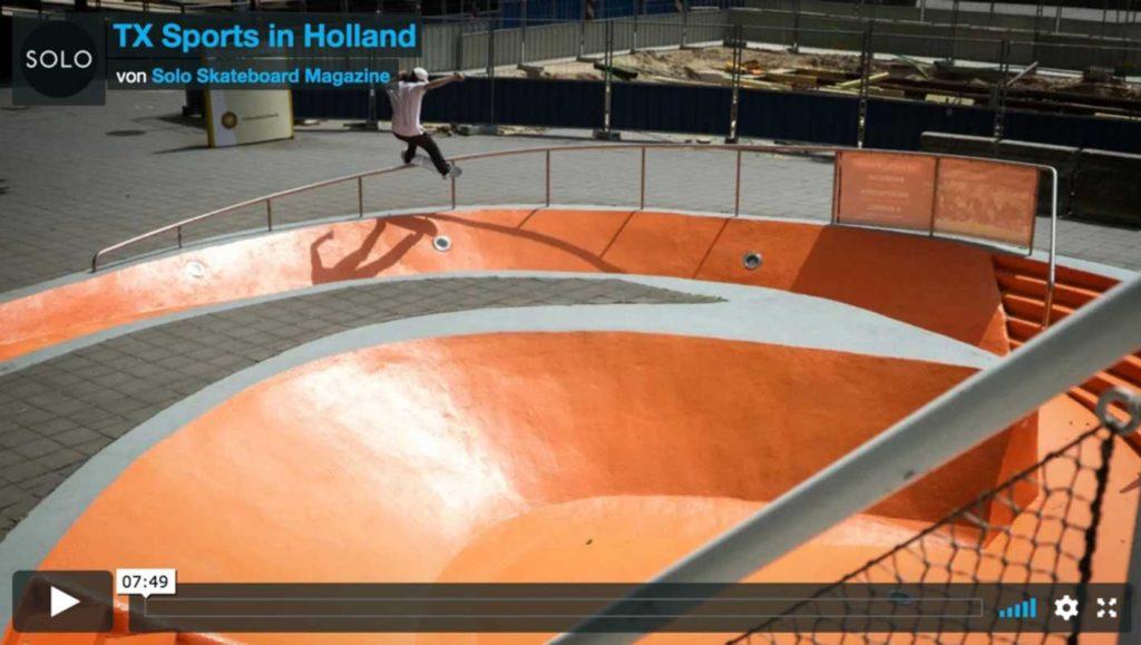 Stephan Pöhlmann TX Holland Tour Clip