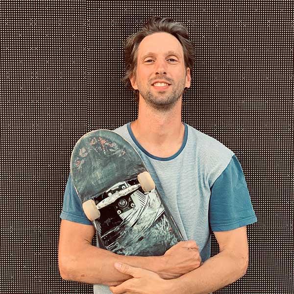Karl Knoop Morphium Skateboards